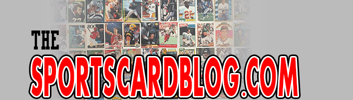 The Sports Card Blog